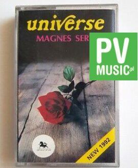 UNIVERSE MAGNES SERC audio cassette