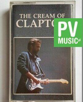 ERIC CLAPTON THE CREAM OF CLAPTON audio cassette