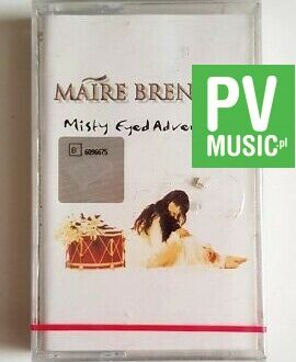 MAIRE BRENNAN MISTY EYE ADVENTURES audio cassette