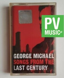 GEORGE MICHAEL SONGS FROM THE LAST CENTURY audio cassette