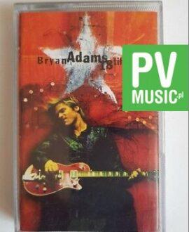 BRYAN ADAMS 18 TIL DIE audio cassette