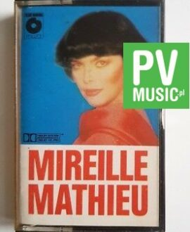 MIREILLE MATHIEU NEW YORK, NEW YORK.. audio cassette