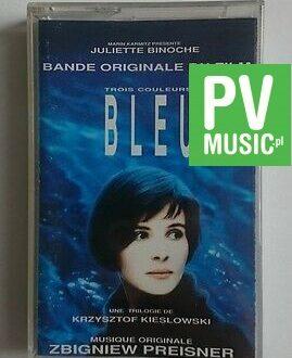 TROIS COULEURS BLEU BANDE ORGINALE DU FILM  audio cassette