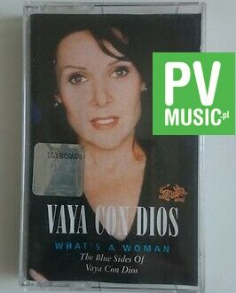 VAYA CON DIOS  WHAT'S A WOMAN    audio cassette