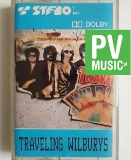 TRAVELING WILBURYS VOL.1 audio cassette