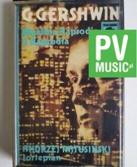 G.GERSHWIN BŁĘKITNA RAPSODIA audio cassette