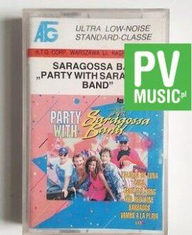 SARAGOSSA BAND JAMBO JAMBO, KALIMBA DE LUNA..  audio cassette