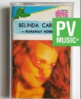 BELINDA CARLISLE RUNAWAY HORSES audio cassette