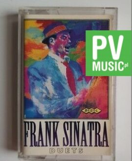 FRANK SINATRA DUETS audio cassette