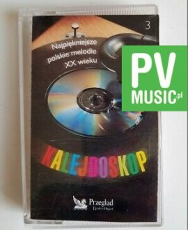 POLSKIE MELODIE 3 Z.WODECKI, A.ROSIEWICZ audio cassette