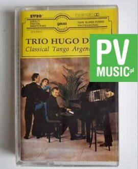 TRIO HUGO DIAZ CLASSICAL TANGO ARGENTINO audio cassette