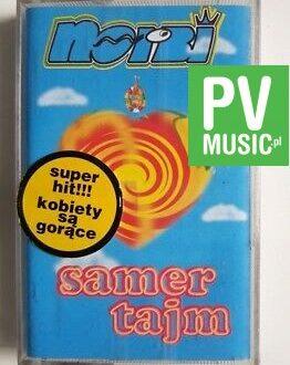 NORBI SAMERTAJM audio cassette