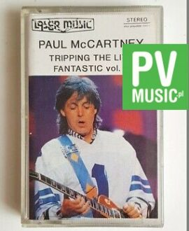 PAUL McCartney TRIPPING THE LIVE FANTASTIC vol.2 audio cassette