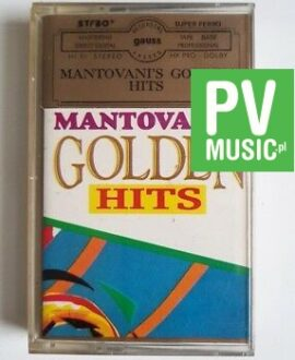 MANTOVANI'S GOLDEN HITS audio cassette
