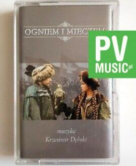 OGNIEM I MIECZEM SOUNDTRACK audio cassette
