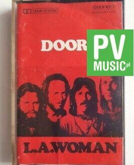 THE DOORS L.A. WOMAN audio cassette