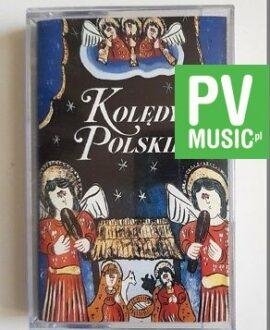 KOLĘDY POLSKIE ŚLĄSK, MAZOWSZE.. audio cassette