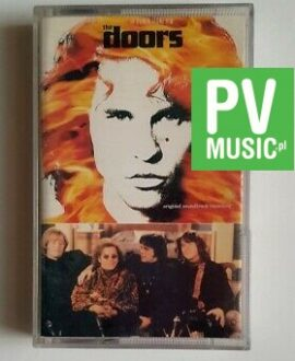 THE DOORS ORIGINAL SOUNDTRACK RECORDING audio cassette
