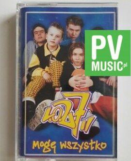 L.O.27 MOGĘ WSZYSTKO audio cassette