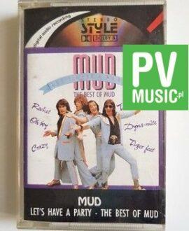 MUD THE BEST OF MUD audio cassette