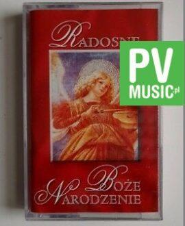 BOŻE NARODZENIE ŚWIĄTECZNY KONCERT audio cassette