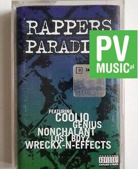 RAPPERS PARADISE COOLIO, NONCHALANT.. audio cassette