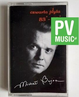 MICHAŁ BAJOR CZWARTA PŁYTA 83'-93' audio cassette