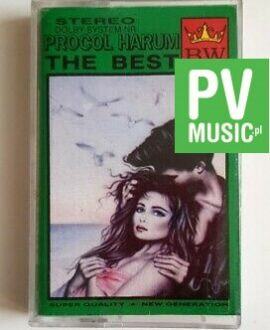 PROCOL HARUM THE BEST audio cassette