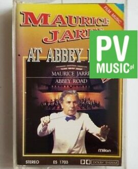 MAURICE JARRE AT ABBEY ROAD audio cassette
