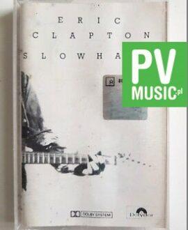ERIC CLAPTON SLOWHAND audio cassette