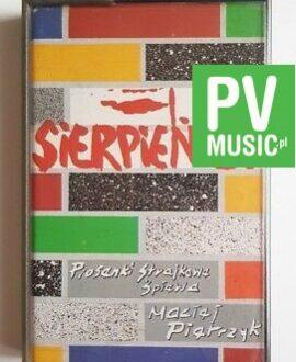 SIERPIEŃ 80' PIOSENKI STRAJKOWE audio cassette