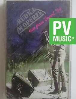 BUDKA W OPERZE  LIVE FROM SOPOT 94'      audio cassette