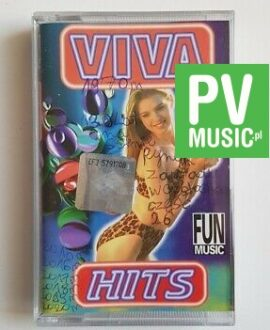 VIVA HITS HEARTCLUB, DJ SPACE'S.. audio cassette