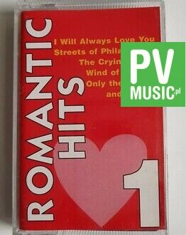 ROMANTIC HITS 1 M.OLDFIELD, B.SPRINGSTEEN.. audio cassette