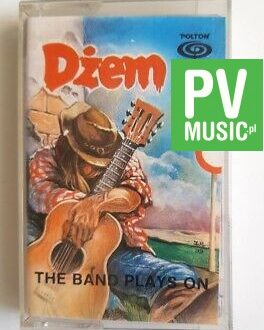 DŻEM -  THE BAND PLAYS ON audio cassette