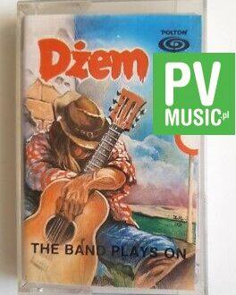 DŻEM -  THE BAND PLAYS ON audio cassette