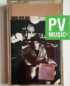 BOB DYLAN TIME OUT OF MIND audio cassette