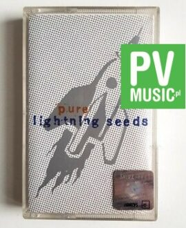 LIGHTNING SEEDS PURE audio cassette