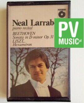 NEAL LARRABEE PIANO RECITAL audio cassette