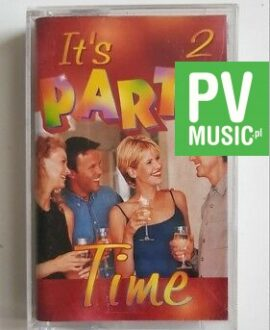 IT'S PARTY TIME 2 THE MAMAS & THE PAPAS.. audio cassette