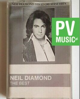 NEIL DIAMOND THE BEST audio cassette