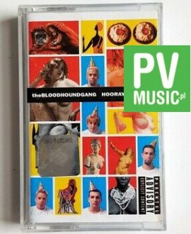 THE BLOODHOUND GANG HOORAY FOR BOOBIES audio cassette