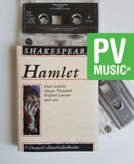 SHAKESPEARE HAMLET audiobook 2x cassette