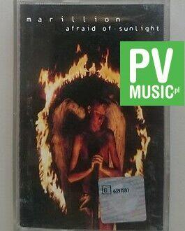 MARILLION AFRAID OF SUNLIGHT    audio cassette
