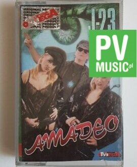 AMADEO J-23 audio cassette