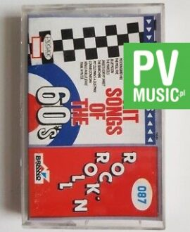 HIT SONGS OF THE 60's BLUE MOON.. audio cassette