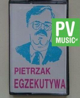 PIETRZAK  EGZEKUTYWA   audio cassette