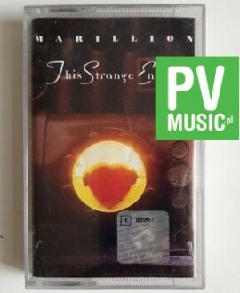 MARILLION THIS STRANGE ENGINE audio cassette