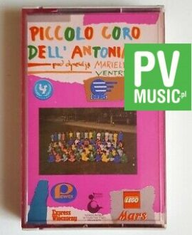 PICCOLO CORO DELL' ANTONIANO MARIELE VENTRE audio cassette