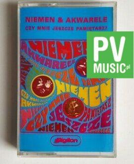 NIEMEN & AKWARELE CZY MNIE JESZCZE PAMIĘTASZ? audio cassette